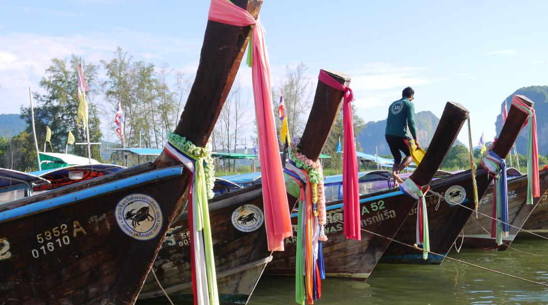 Come visit Thailand, where Projects Abroad volunteers have a major impact on the community
